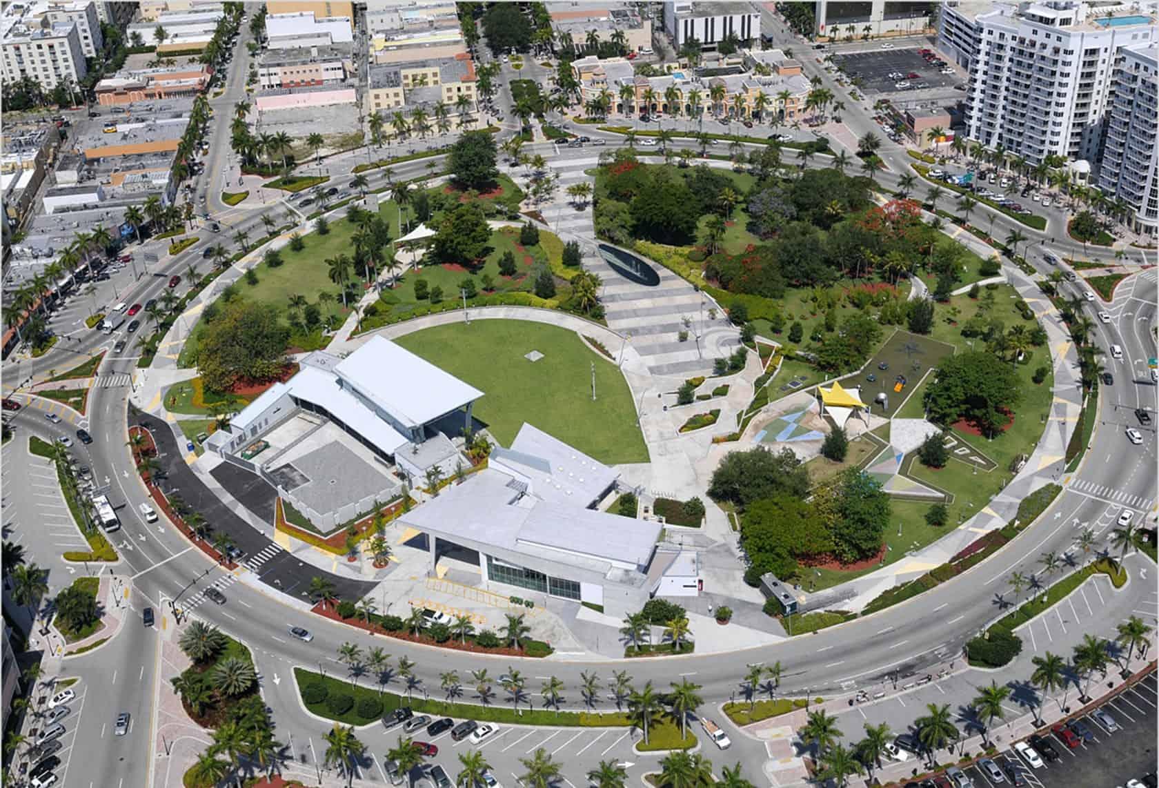 میدان پارک هنر جهان
