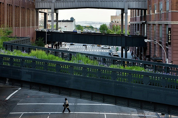 High Line project