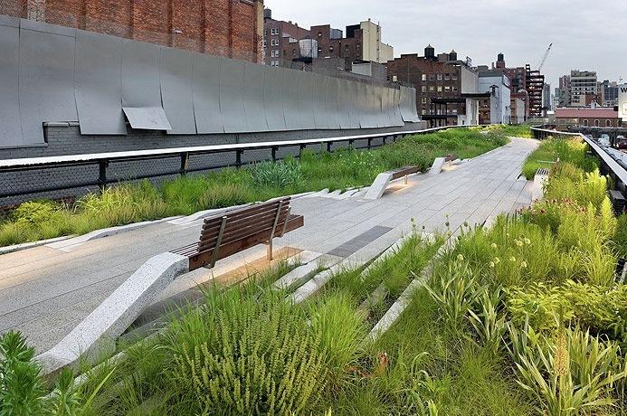 High Line p